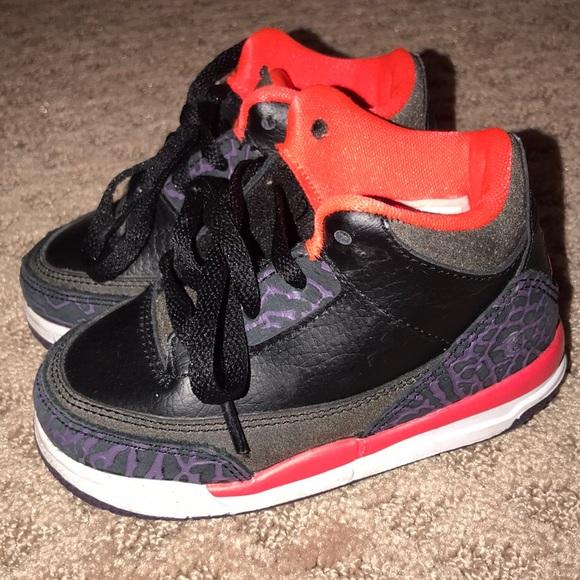 new styles 9ddd4 7c377 toddler Air Jordans, size 6.5